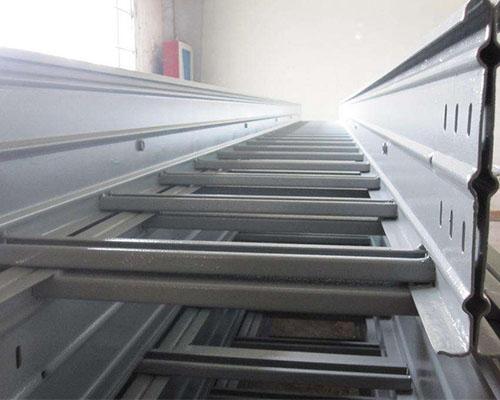 朝阳钢制梯级式桥架